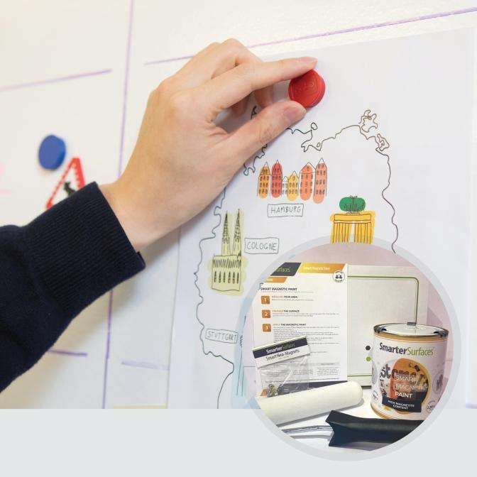 smart-magnetic-paint-product-in-use-and-full-kit-image