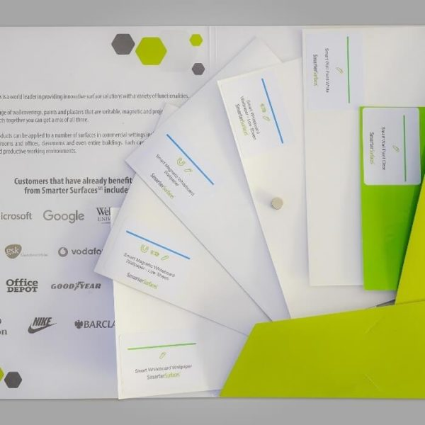 Whiteboard Products Sample Pack