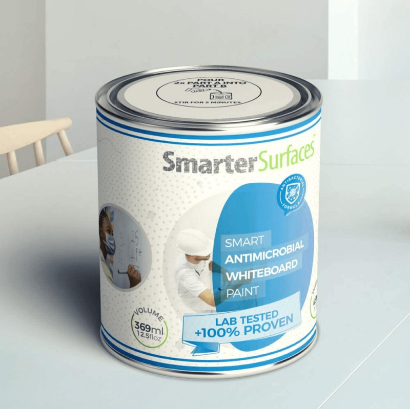 smart-antimicrobial-whiteboard-paint-tin-up-close